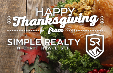 Happy Thanksgiving from Simple Realty