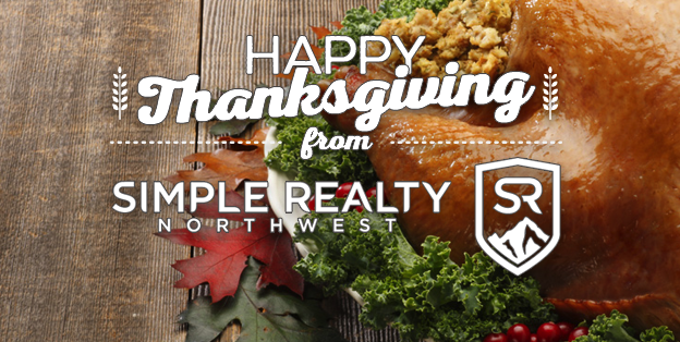 Happy Thanksgiving from Simple Realty NW